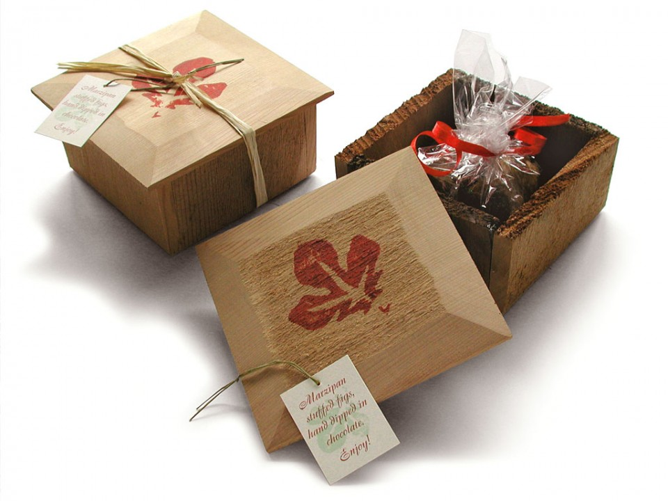 Package design for Far & Wide specialy gift box self promotion