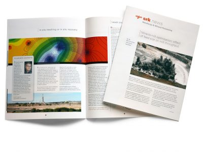 Each edition of SRK's newsletter is packed with projects that illustrate client benefits