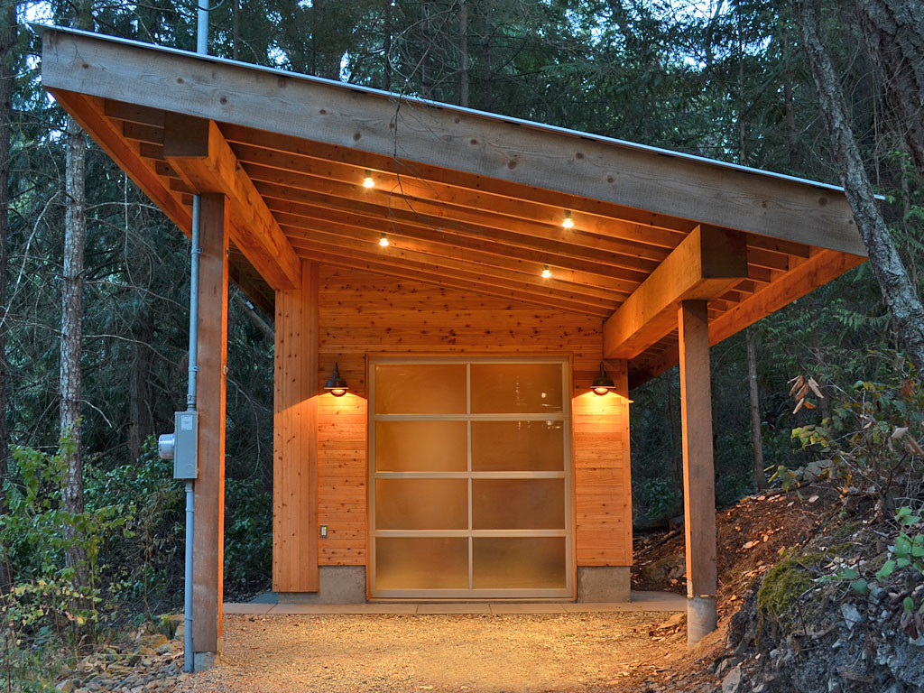 small-footprint utility building plans