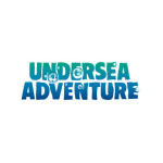 Undersea Adventure This film title for British Columbia Showcase was designed to work equally well in black & white or full colour. The simple split fountain colour treatment shown here was used on screen printed garments and production signage.  Design: Ian McSorley & Kelly Brooks